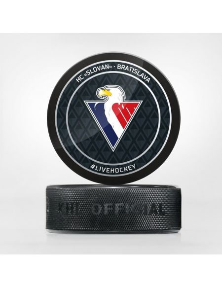 Puck Slovan  Slovan KHL FAN SHOP – hockey fan gear, apparel and souvenirs