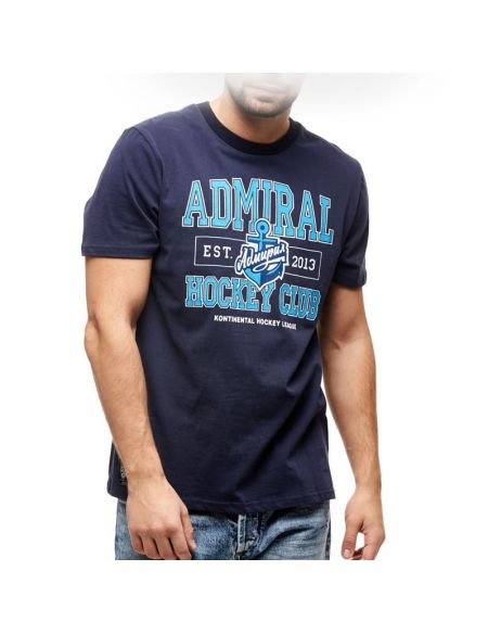 T-shirt Admiral 271340 T-shirts KHL FAN SHOP – hockey fan gear, apparel and souvenirs