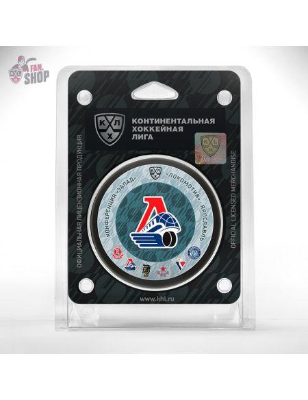 Puck Lokomotiv Yaroslavl  Pucks KHL FAN SHOP – hockey fan gear, apparel and souvenirs