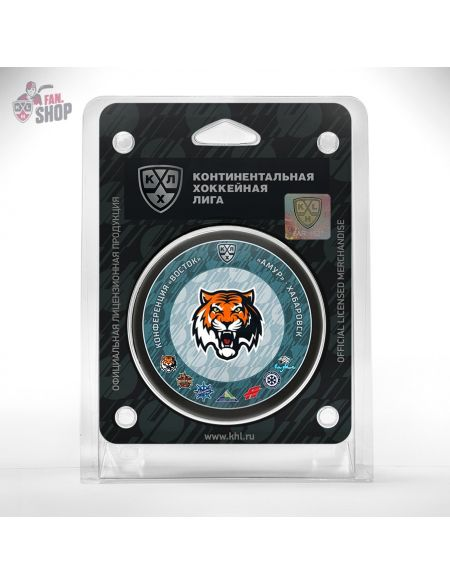 Puck Amur  Amur KHL FAN SHOP – hockey fan gear, apparel and souvenirs
