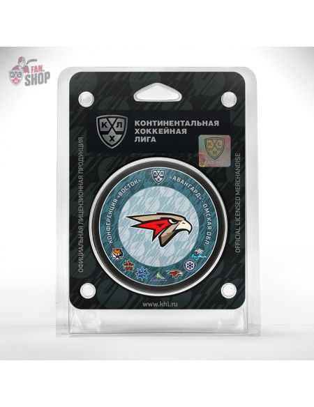 Puck Avangard  Avangard KHL FAN SHOP – hockey fan gear, apparel and souvenirs