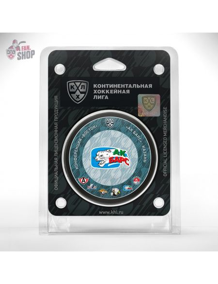 Puck Ak Bars 11th season  Pucks KHL FAN SHOP – hockey fan gear, apparel and souvenirs