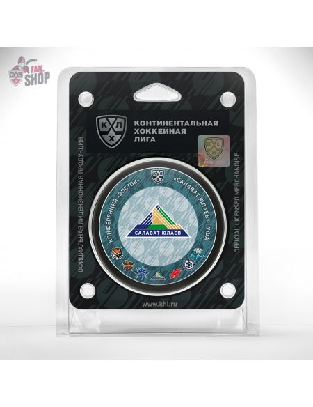 Puck Salavat Yulaev  Pucks KHL FAN SHOP – hockey fan gear, apparel and souvenirs
