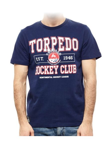 T-shirt Torpedo 271010 T-shirts KHL FAN SHOP – hockey fan gear, apparel and souvenirs