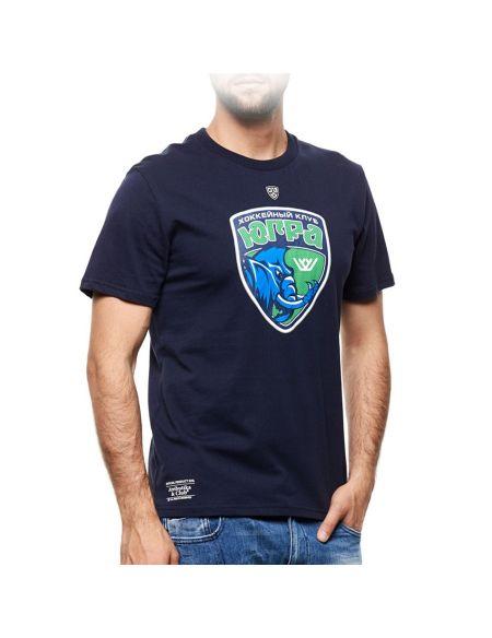 T-shirt Yugra 271280 T-shirts KHL FAN SHOP – hockey fan gear, apparel and souvenirs