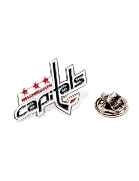 Значок Washington Capitals 61003 Значки КХЛ ФАН МАГАЗИН – фанатская атрибутика, одежда и сувениры
