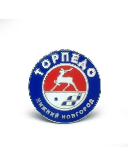 Значок Торпедо  Значки КХЛ ФАН МАГАЗИН – фанатская атрибутика, одежда и сувениры