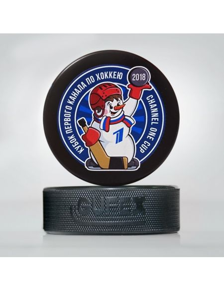 Puck Channel One Cup 2018  Home KHL FAN SHOP – hockey fan gear, apparel and souvenirs