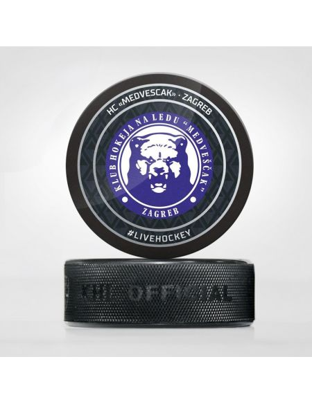 Puck Medvescak  Pucks KHL FAN SHOP – hockey fan gear, apparel and souvenirs