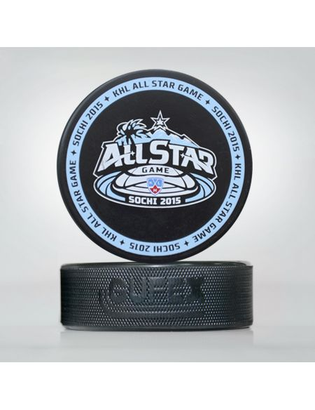 Puck KHL All Star 2015 Sochi  KHL KHL FAN SHOP – hockey fan gear, apparel and souvenirs