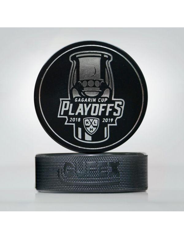 KHL playoff game puck, season 2018-2019 (eu)  Home KHL FAN SHOP – hockey fan gear, apparel and souvenirs