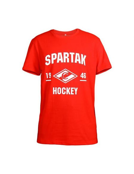 T-shirt HC Spartak SP0030 T-shirts KHL FAN SHOP – hockey fan gear, apparel and souvenirs