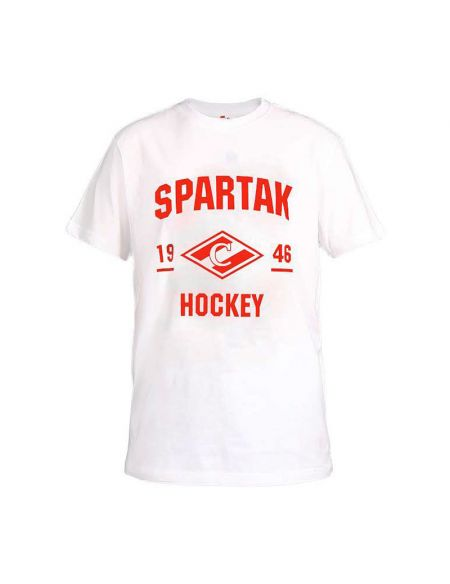T-shirt Spartak est. 1946 SP0031 T-shirts KHL FAN SHOP – hockey fan gear, apparel and souvenirs