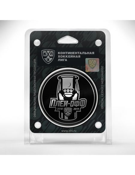 Puck PlayOff KHL 11th season  Pucks KHL FAN SHOP – hockey fan gear, apparel and souvenirs