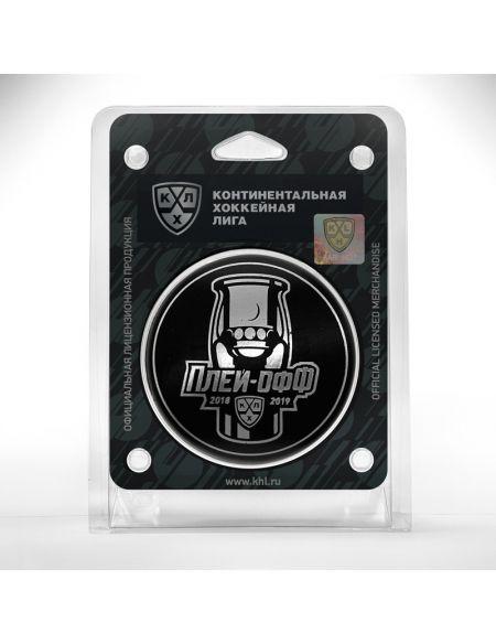 Шайба Плей-офф КХЛ 11 сезон  Шайбы КХЛ ФАН МАГАЗИН – фанатская атрибутика, одежда и сувениры