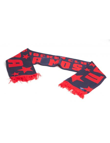 Scarf CSKA stars 5738 CSKA KHL FAN SHOP – hockey fan gear, apparel and souvenirs