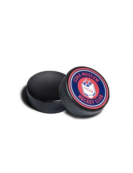 Puck CSKA 9003 Pucks KHL FAN SHOP – hockey fan gear, apparel and souvenirs