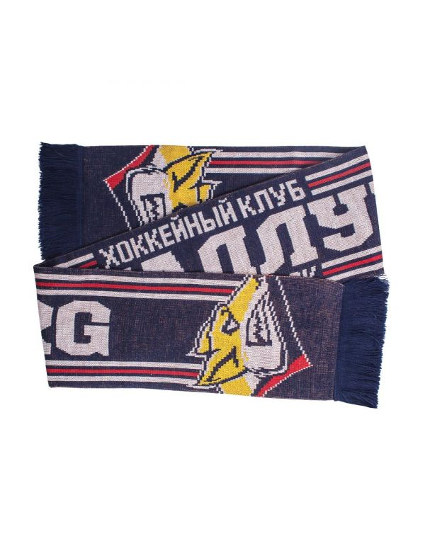 Scarf Metallurg Magnitogorsk MMG-2000000001494 Metallurg Mg KHL FAN SHOP – hockey fan gear, apparel and souvenirs