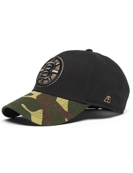 Бейсболка Boston Bruins 28182 Boston Bruins КХЛ ФАН МАГАЗИН – фанатская атрибутика, одежда и сувениры