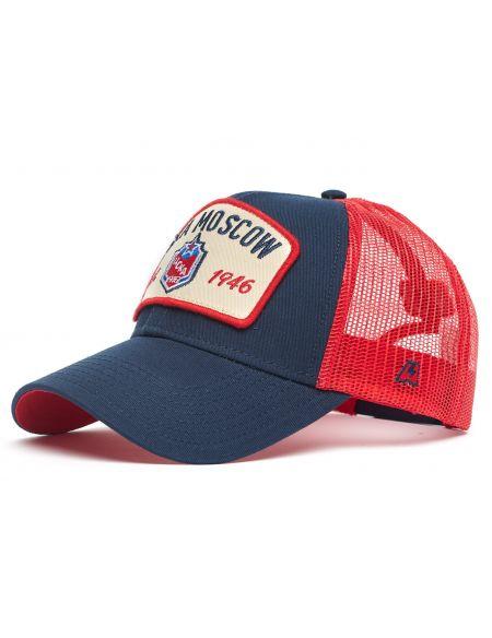 Cap ZSKA 207141 ZSKA KHL FAN SHOP – Hockey Fan Ausrüstung, Kleidung und Souvenirs