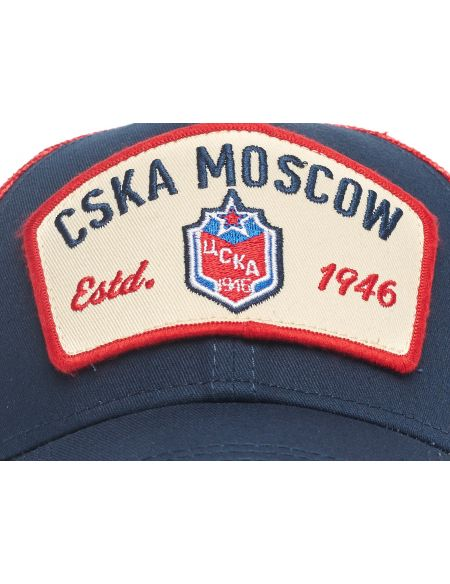 Cap CSKA 207141 CSKA KHL FAN SHOP – hockey fan gear, apparel and souvenirs