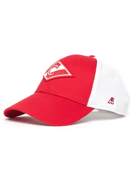 Cap Spartak 109112 Spartak KHL FAN SHOP – hockey fan gear, apparel and souvenirs