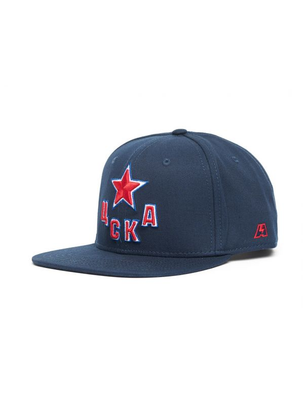 Cap CSKA 207187 CSKA KHL FAN SHOP – hockey fan gear, apparel and souvenirs
