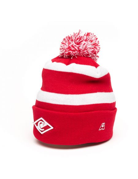 Hat Spartak 11875 Spartak KHL FAN SHOP – hockey fan gear, apparel and souvenirs