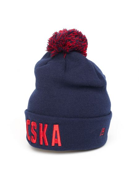 Hat CSKA 18870 CSKA KHL FAN SHOP – hockey fan gear, apparel and souvenirs