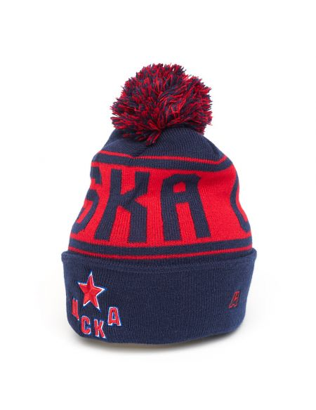 Hat CSKA 18866 CSKA KHL FAN SHOP – hockey fan gear, apparel and souvenirs