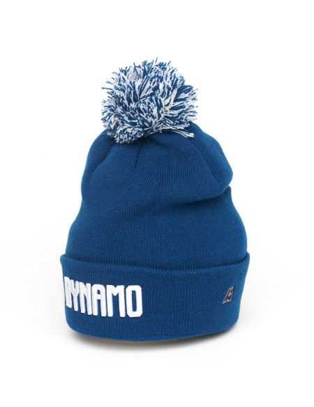 Hat Dynamo Moscow 11863 Dynamo Msk KHL FAN SHOP – hockey fan gear, apparel and souvenirs