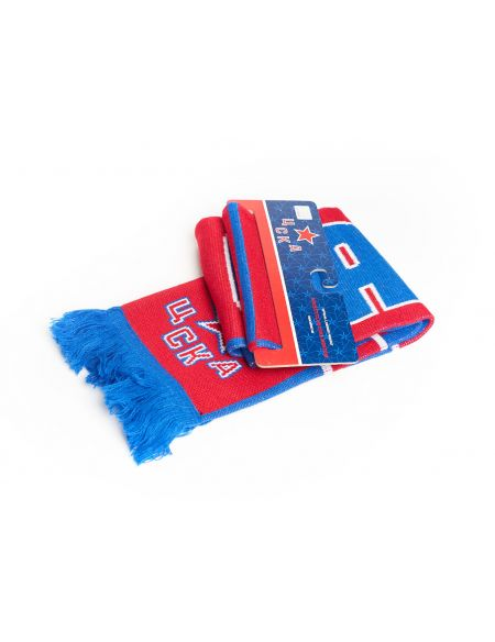 Scarf CSKA 18856 CSKA KHL FAN SHOP – hockey fan gear, apparel and souvenirs