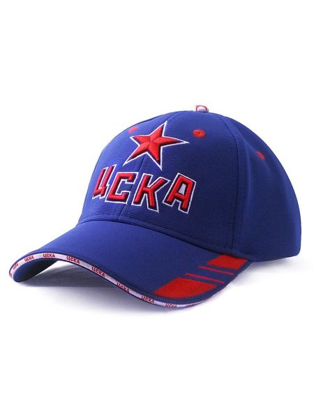Cap CSKA CSKA001 CSKA KHL FAN SHOP – hockey fan gear, apparel and souvenirs