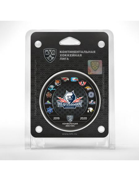 Puck Neftekhimik season 2019/2020  Pucks KHL FAN SHOP – hockey fan gear, apparel and souvenirs