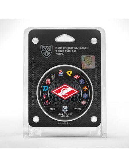 Spartak puck 2019/2020  Spartak KHL FAN SHOP – Hockey Fan Ausrüstung, Kleidung und Souvenirs