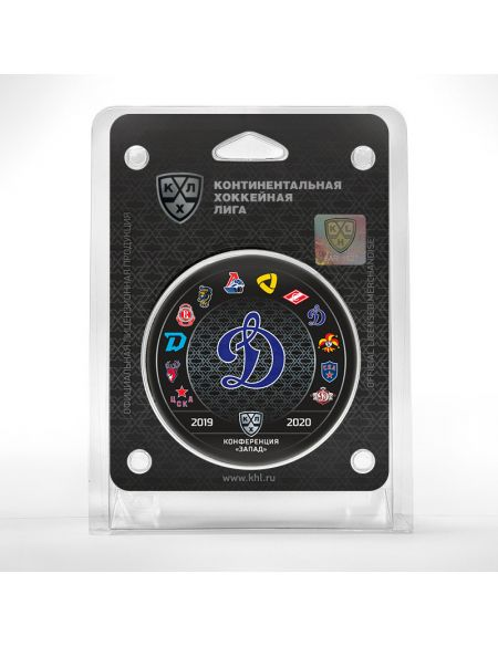 Puck Dynamo Moscow 2019/2020  Dynamo Msk KHL FAN SHOP – hockey fan gear, apparel and souvenirs