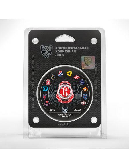 Witjas puck 2019-2020  Witjas KHL FAN SHOP – Hockey Fan Ausrüstung, Kleidung und Souvenirs