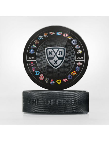 Puck CSKA season 2019/2020  Pucks KHL FAN SHOP – hockey fan gear, apparel and souvenirs