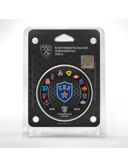 Шайба СКА 2019/2020  Шайбы КХЛ ФАН МАГАЗИН – фанатская атрибутика, одежда и сувениры