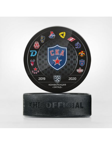 Puck SKA season 2019/2020  Pucks KHL FAN SHOP – hockey fan gear, apparel and souvenirs