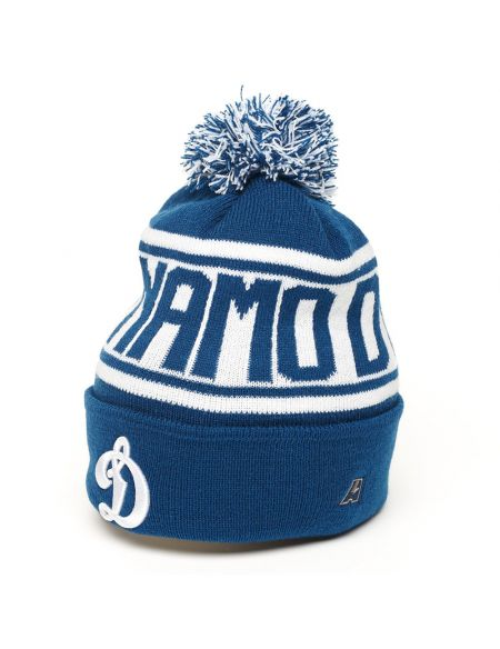 Hat Dynamo Moscow 11716 Dynamo Msk KHL FAN SHOP – hockey fan gear, apparel and souvenirs