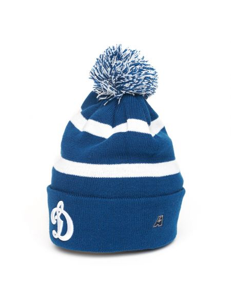 Hat Dynamo Moscow 11868 Dynamo Msk KHL FAN SHOP – hockey fan gear, apparel and souvenirs