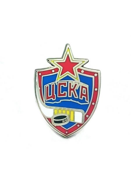 Pin CSKA CS-0016 Home KHL FAN SHOP – hockey fan gear, apparel and souvenirs