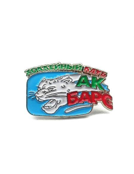Значок Ак Барс AKB-0001 Главная КХЛ ФАН МАГАЗИН – фанатская атрибутика, одежда и сувениры