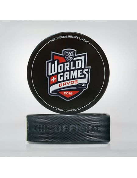 Puck World Games Davos  Pucks KHL FAN SHOP – hockey fan gear, apparel and souvenirs