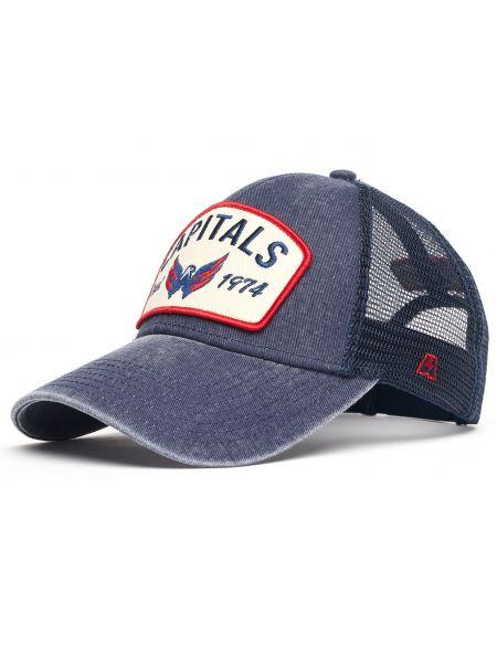 Бейсболка Washington Capitals 31109 Бейсболки КХЛ ФАН МАГАЗИН – фанатская атрибутика, одежда и сувениры