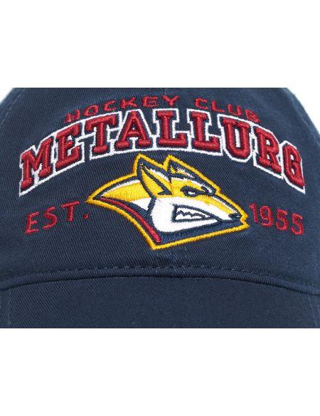 Cap Metallurg Magnitogorsk 50061 Metallurg Mg KHL FAN SHOP – hockey fan gear, apparel and souvenirs