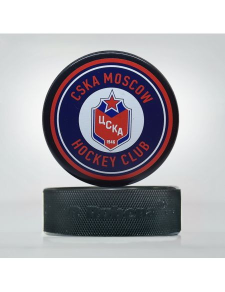 Puck CSKA 1946 9006 Pucks KHL FAN SHOP – hockey fan gear, apparel and souvenirs