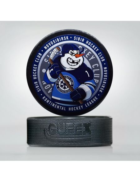 Puck HC Sibir SBR-1 Pucks KHL FAN SHOP – hockey fan gear, apparel and souvenirs