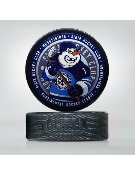 Puck HC Sibir SBR-1 Pucks KHL FAN SHOP – hockey fan gear, apparel and souvenirs